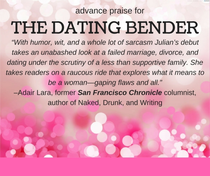 Adair_facebookTHE DATING BENDER
